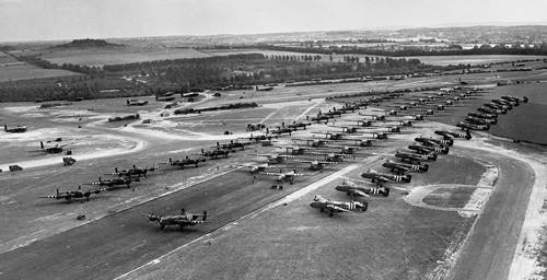 world war II airfield